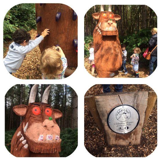 Dark Wood clipart gruffalo The Gruffalo deep best wood…