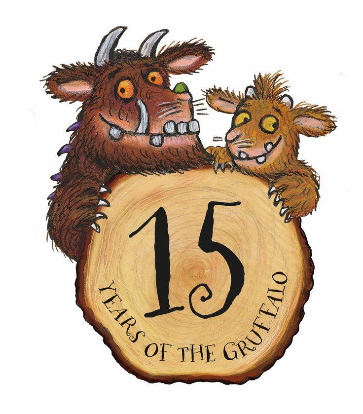 Dark Wood clipart gruffalo 111 best celebrate anniversary Gruffalo's