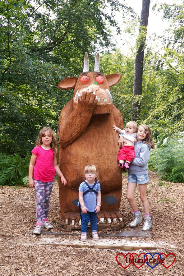 Dark Wood clipart gruffalo Comes home Trail about best