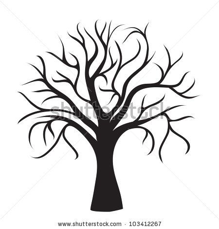 Dark Wood clipart woodland tree Tree Best 25+ leaves of