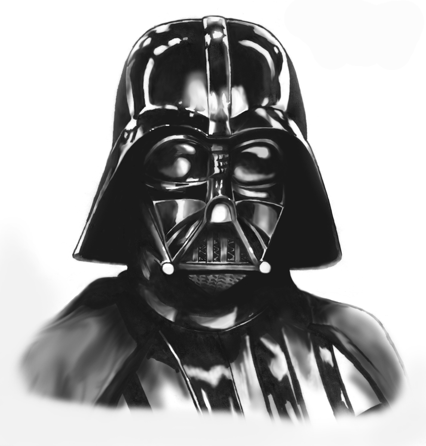 Drawn star wars darth vader Vader Of Top Magazine Illustrations
