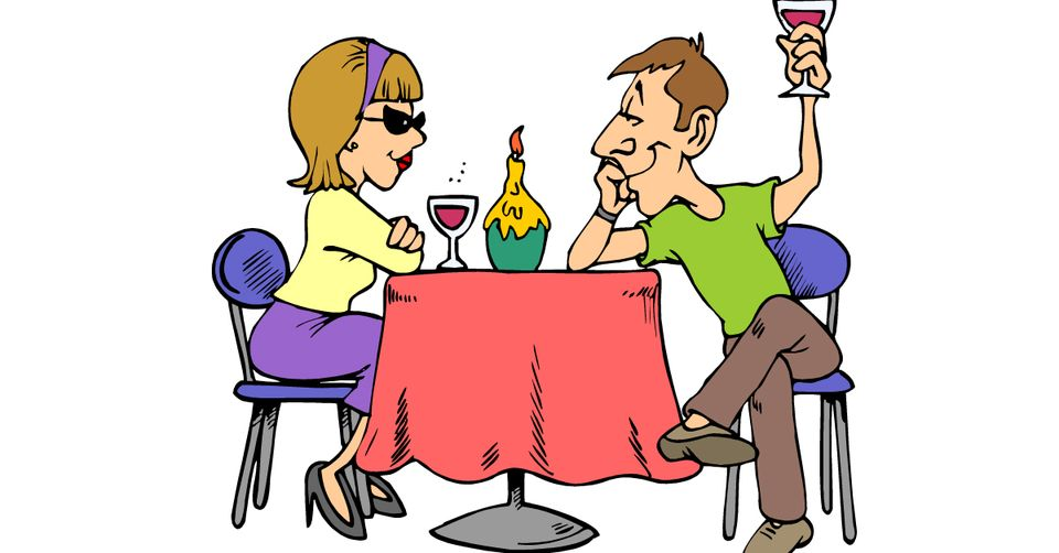Date clipart lunch date Clipart Clipart Panda Images Free
