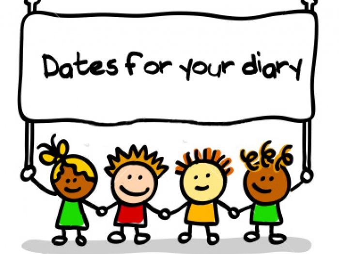 Date clipart agm AGM Wrenbury School Primary FOWS