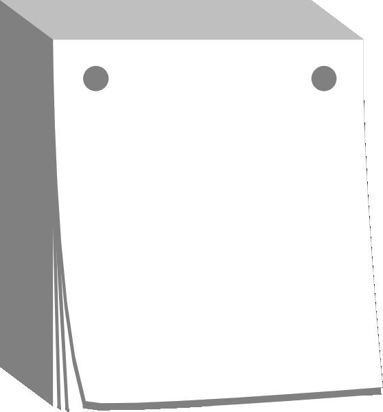 Date clipart blank calendar Blank this Art vector com