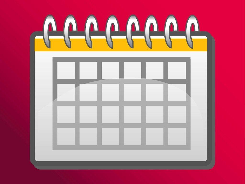 Date clipart blank calendar – Blank Blank Printable