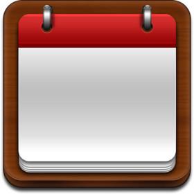 Date clipart blank calendar Art Resolution Clipart  Blank