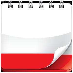 Date clipart blank calendar Blank of – Blank Editable