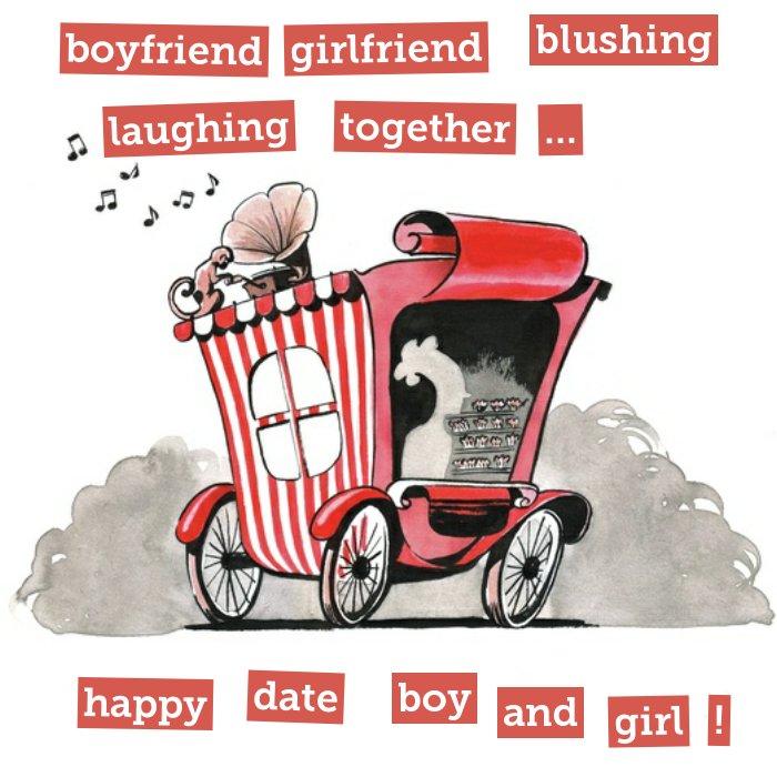 Date clipart boyfriend girlfriend Girl ! boyfriend date together