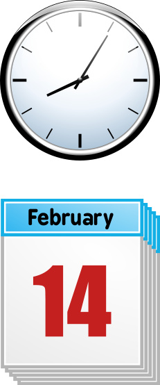 Date clipart calendar time Html 1 time png pngtransparent