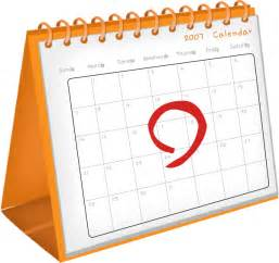 Date clipart calendar time Graphics By Clip Calendar Clipart