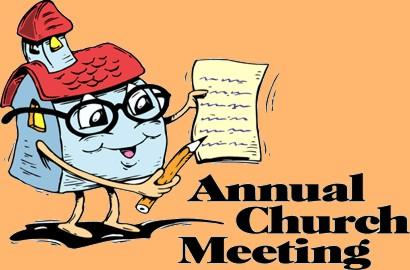 Date clipart church business meeting  Newsletter