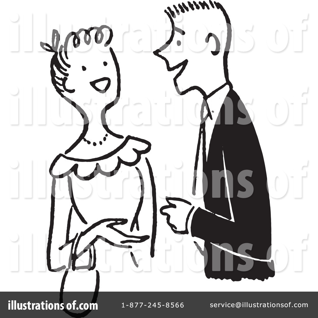 Date clipart courtship By Courting Illustration #1216079 Illustration