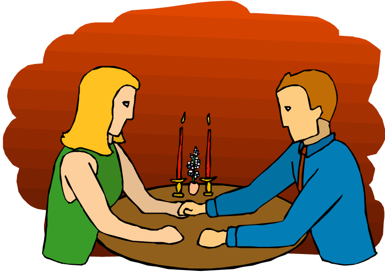 Date clipart date night Couples  Clipart Date Night