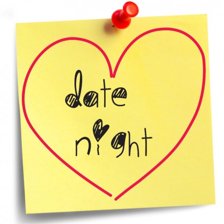 Date clipart date night Resolution  Clipart Night 460x460