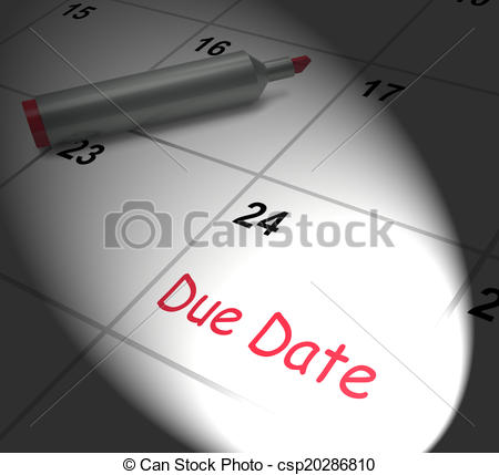 Date clipart deadline For Calendar Submission Clipart For