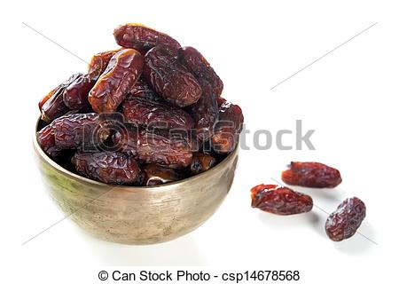 Dried Fruit clipart date fruit Ramadan fruits Ramadan food csp14678568
