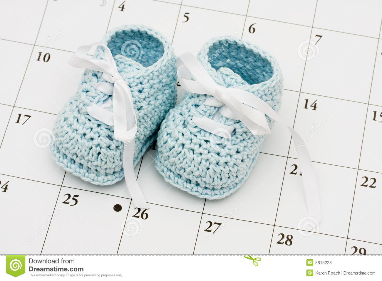 Date clipart due date  Baby Date Due Clipart