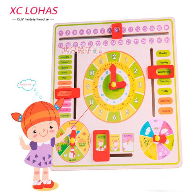 Date clipart kid calendar Com for Toys Educational Date