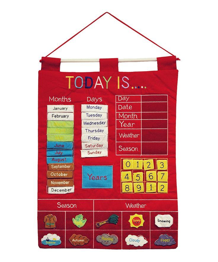 Date clipart kid calendar On calendar Kids Red ideas