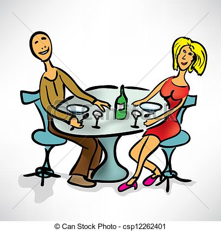 Date clipart lunch date #1