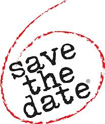 Date clipart luncheon Save the November from Pot