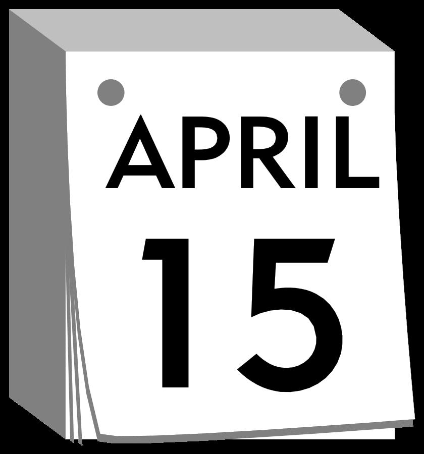 Date clipart next week Art clip Free dromfic dromfgj