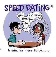 Date clipart speed dating In Dating I Experiment: 1…