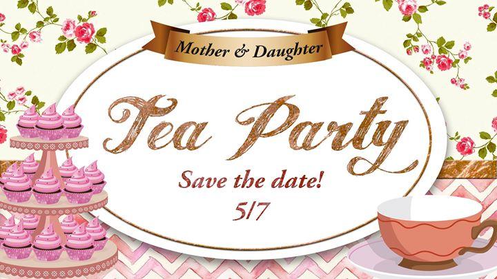 Date clipart tea #3