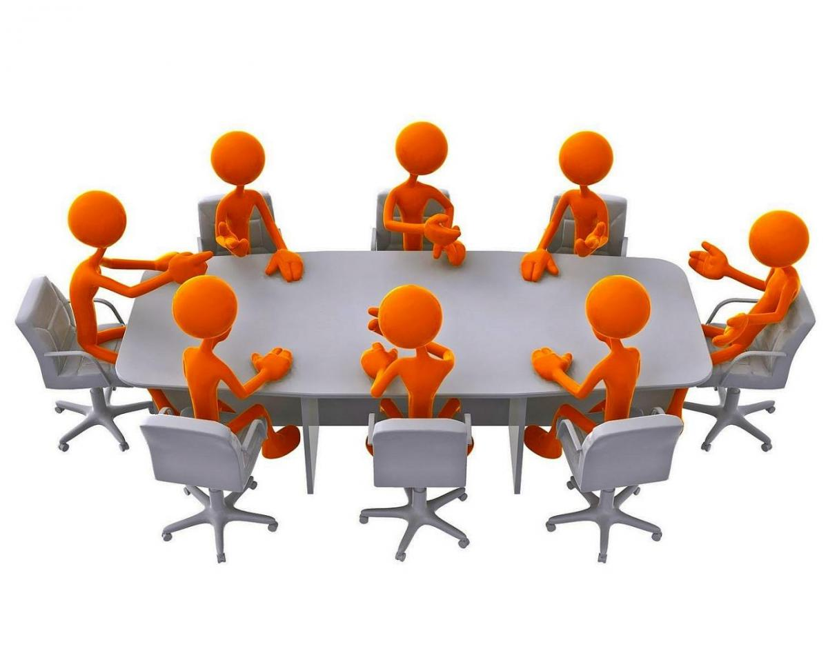 Date clipart team meeting #13