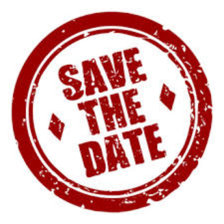 Date clipart upcoming event Events! Dates: Upcoming  Friends