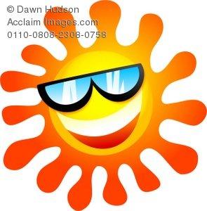 Summer clipart summer shades #6