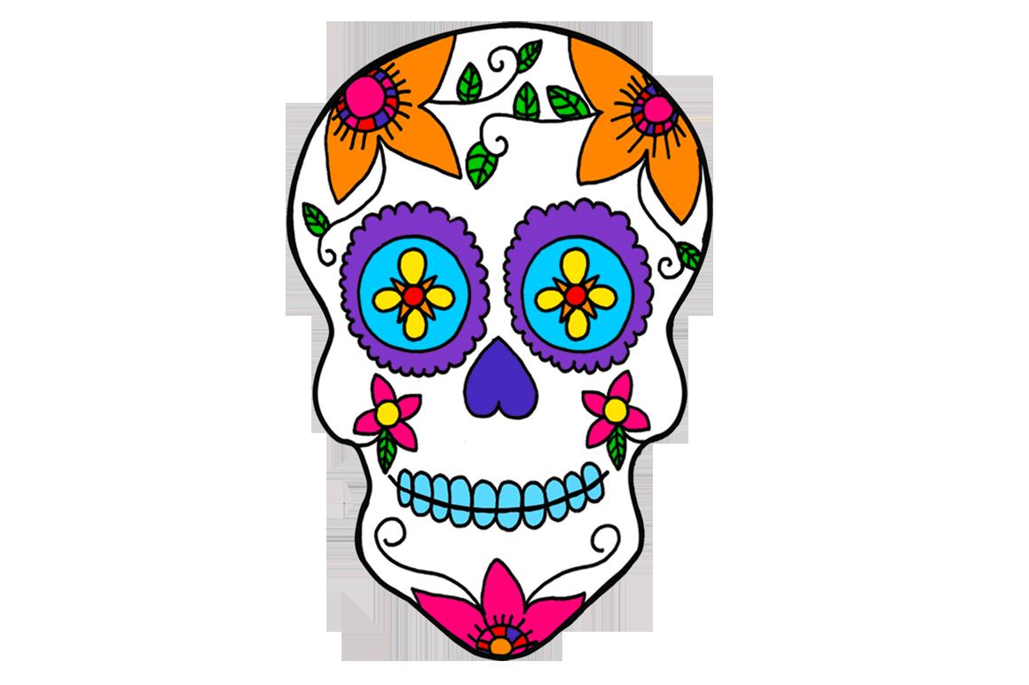 Ssckull clipart viking Skulls Mexico Sugar Calavera