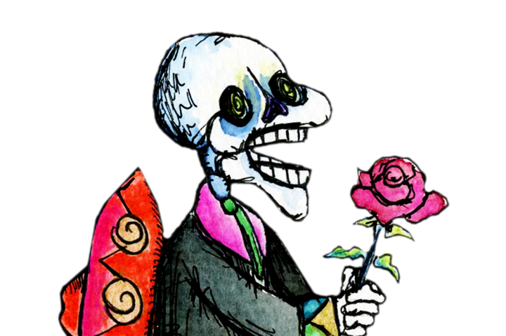 Day Of The Dead clipart Mexico Clip Dancer the Mariachi