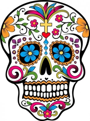 Day Of The Dead clipart la catrina Day Download Clipart Clipart The