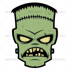 Day Of The Dead clipart girly skull Frankenstein  Dead Of Dia