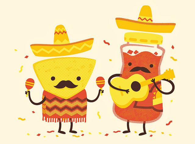 Day Of The Dead clipart cinco de mayo / mayo by Fiesta! Dead