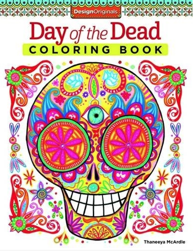 Day Of The Dead clipart cinco de mayo Mayo flowers and Thaneeya Art