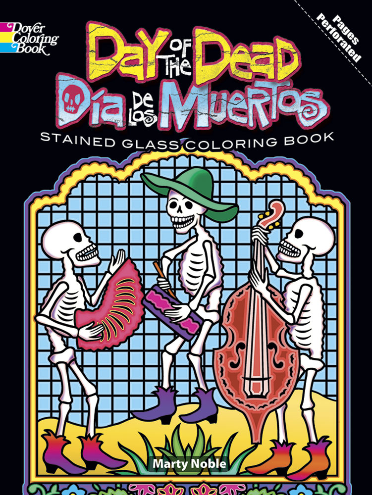 Day Of The Dead clipart coloring sheet Of Graphic Day Day the