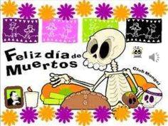 Day Of The Dead clipart feliz  Spanish en Number ¡Feliz