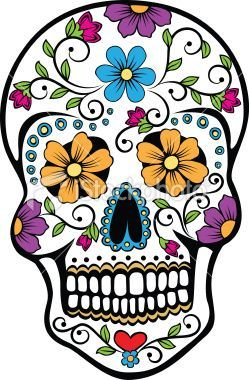 Day Of The Dead clipart hamlet skull Dead Day images Day of