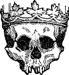 Day Of The Dead clipart hamlet skull Vector online Dead  clip
