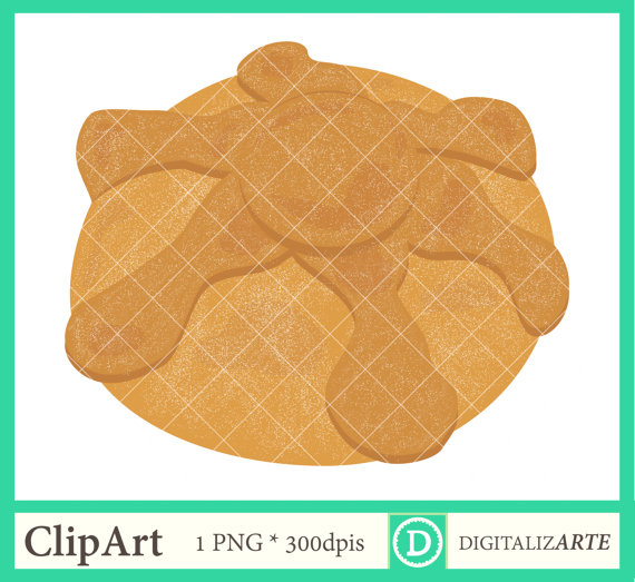 Day Of The Dead clipart pan de muerto Muerto de the of Clipart