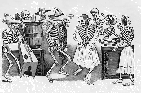 Day Of The Dead clipart feliz Page and Art ilustraciones Day