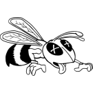 Hornet clipart wasp Clipart Download Yellow Yellow Jacket