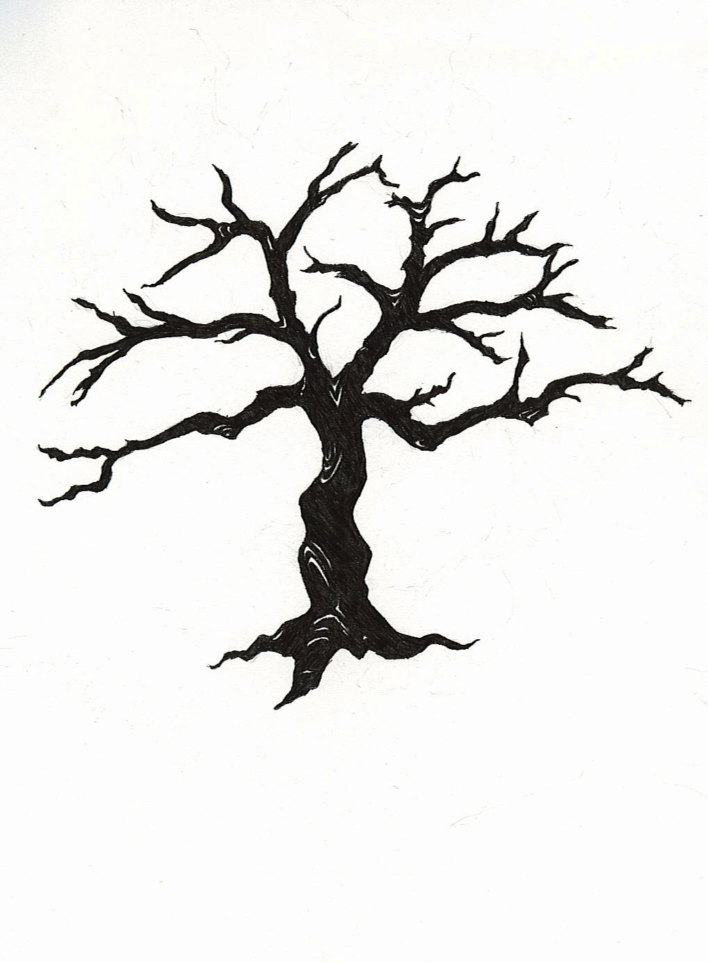 Dead Tree clipart Reference tree clipart Pinterest art