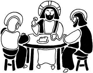 Deadth clipart faith Shepherd Faith: Emmaus Good Catholic