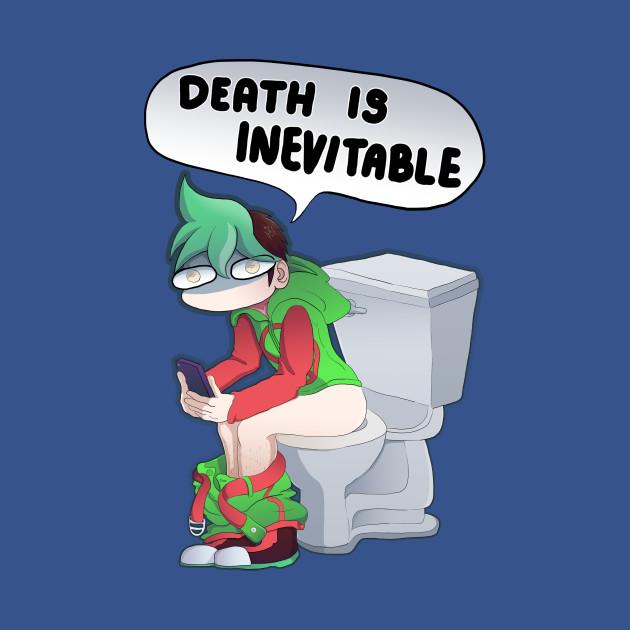 Deadth clipart inevitable Shirt Death Inevitable T TeePublic