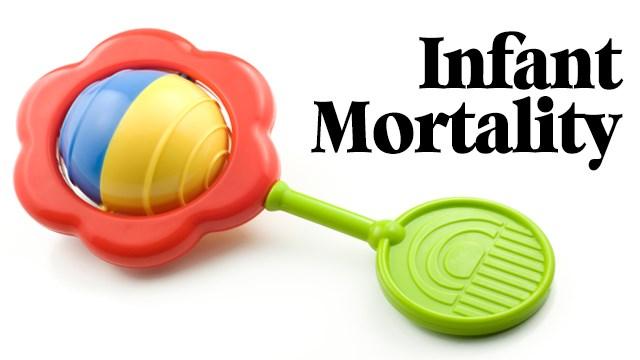 Dead clipart infant mortality Second infant second infant