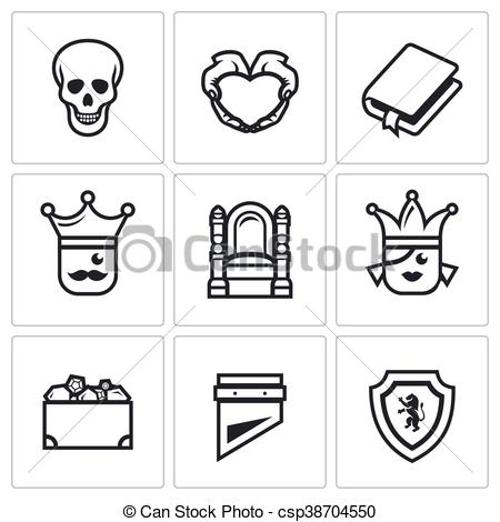 Hamlet clipart Tragedy Death of Icons Icons