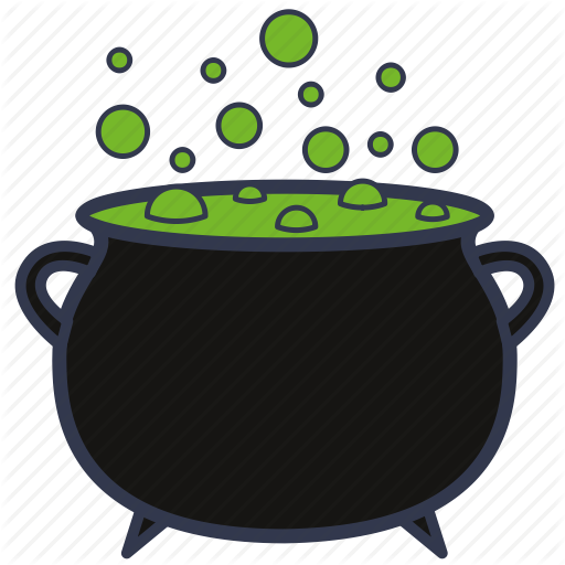 Deadth clipart potion Horror horror halloween icon death